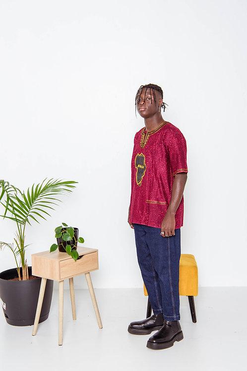 Africa Dashiki Style Shirt