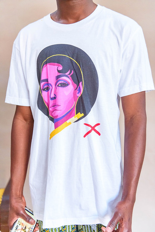 Janae Short-Sleeve Unisex T-Shirt