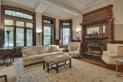 Brownstone Sitting Area