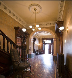 Brownstone Grand Entrance