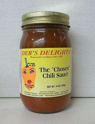 Chosen Chili Sauce XXX