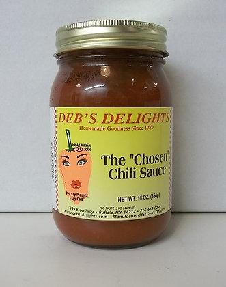 Chosen Chili Sauce XX