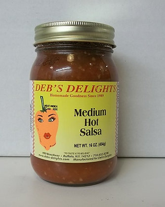 Medium Hot Salsa