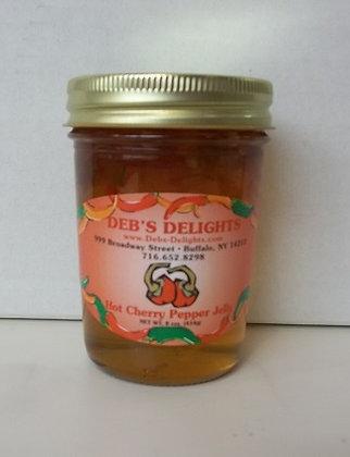 Hot Cherry Pepper Jelly