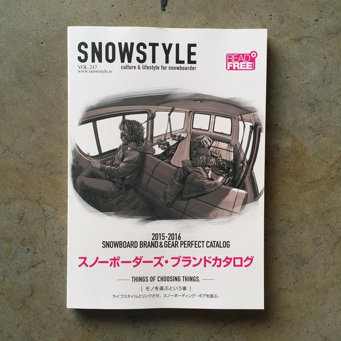 SNOWSTYLE VOL.247