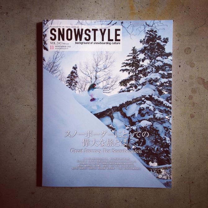 SNOWSTYLE VOL.242