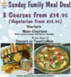 Early Bird 25% off food from 5:30pm to 7:00pm Sun-Thurs