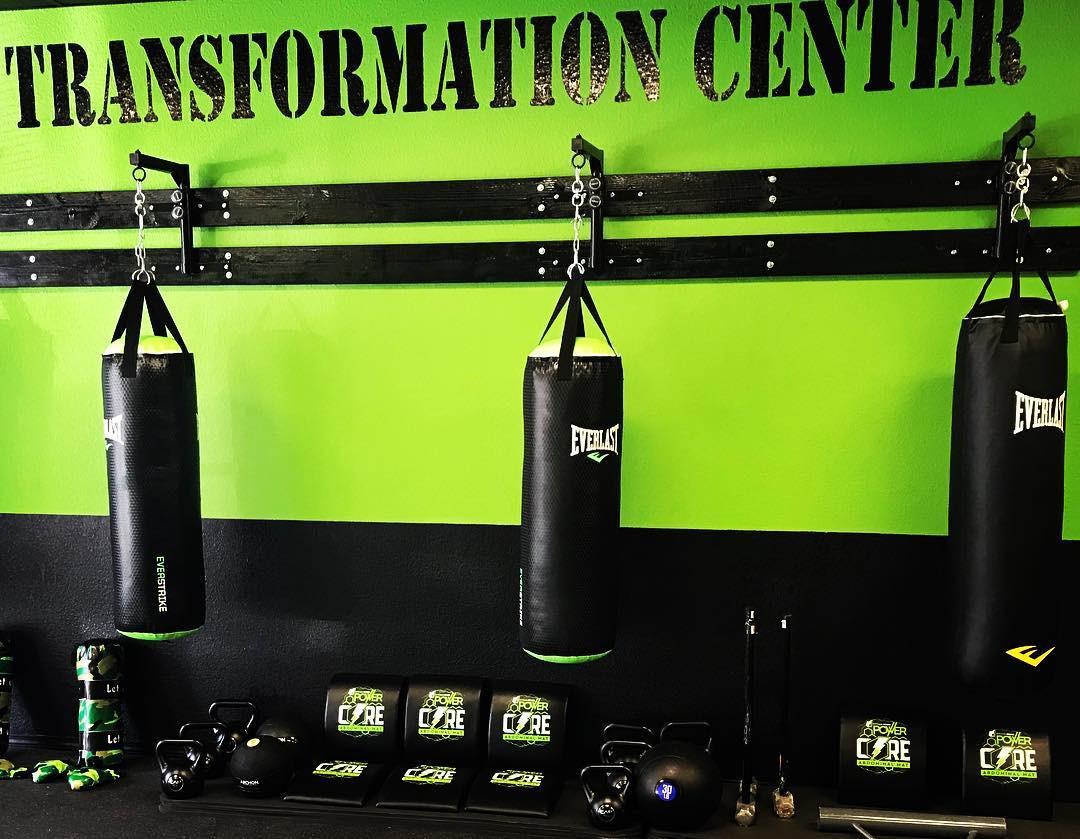BODY TRANSFORMATION!