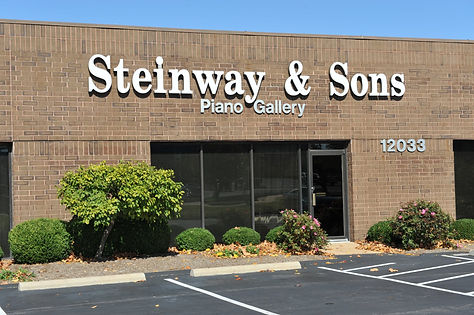 Steinway Piano Gallery - St. Louis, MO