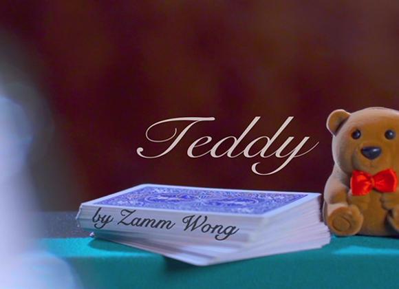 TEDDY (Red) by Zamm Wong (GV $10)