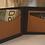 Thumbnail: Chameleon Skin Wallet by Jim Steinmeyer