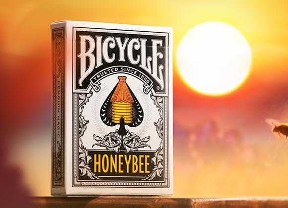 Bicycle Honeybee (Black) Playing Cards  (GV $2)