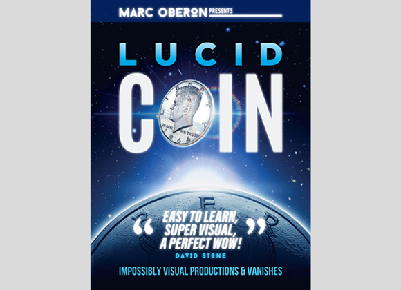 LUCID COIN by Marc Oberon
