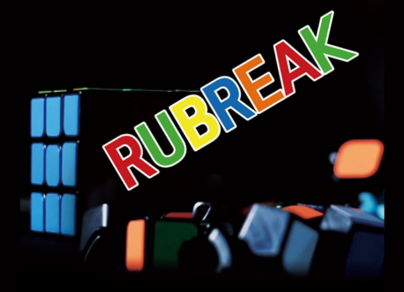 RUBREAK by JL Magic (GV $6)