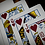 Thumbnail: Cherry Casino (Monte Carlo Black and Gold) Playing Cards (GV $4)