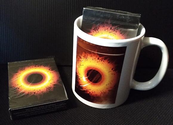 Singularity Playing Cards Mug set