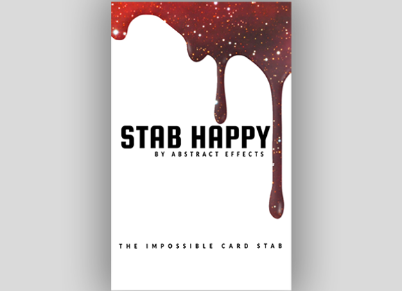 Stab Happy by Abstract Effects (GV $6)