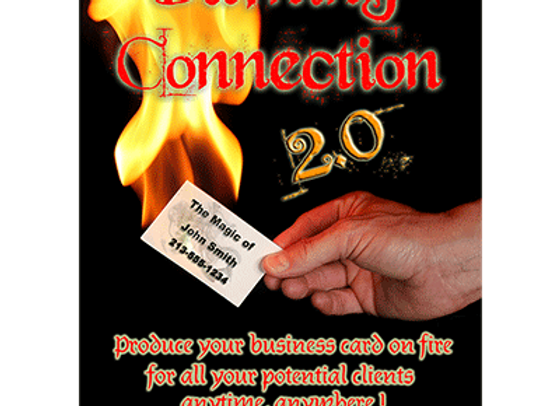 Burning Connection 2.0 by Andy Amyx (Preowned)