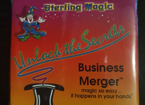 Business Card Merger - sterling