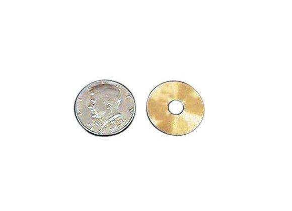 Brass Change - Half Dollar - US $0.50