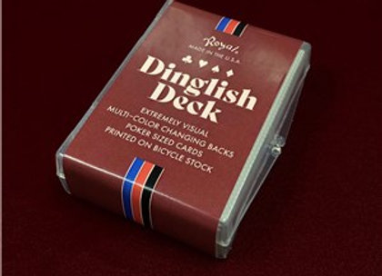 Dinglish Deck by Curtis Kam