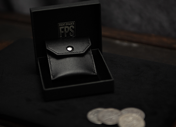 FPS Coin Wallet Black by Magic Firm (GV $6)
