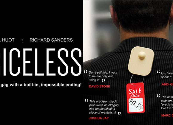 Priceless by Michel Huot and Richard Sanders (Preowned)