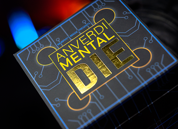 MENTAL DIE (With Online Instruction) by Tony Anverdi