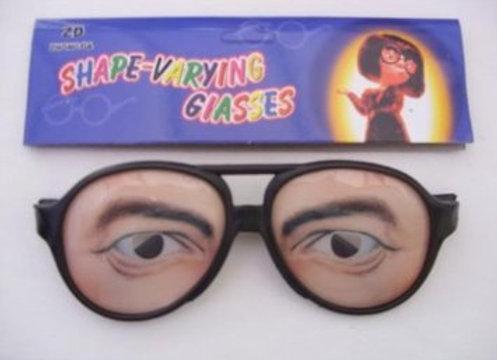 Male Joke Funny Glasses