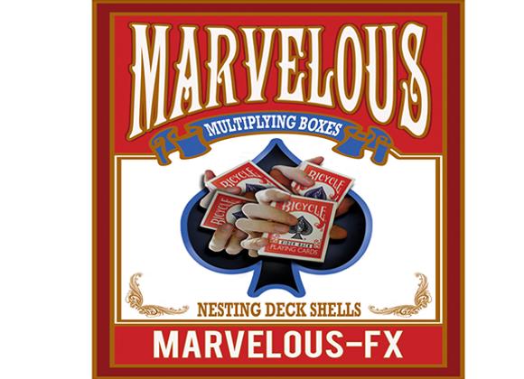 MULTIPLYING CARD BOX 2020 by Matthew Wright (GV $10)
