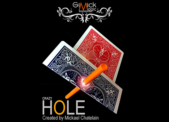 CRAZY HOLE by Mickael Chatelain