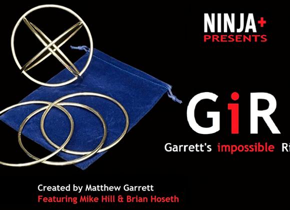 GIR Ring Set by Matthew Garrett