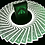 Thumbnail: Bicycle MetalLuxe Emerald Playing Cards Limited Edition