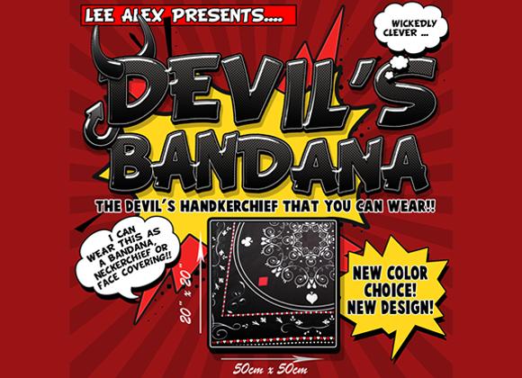 Devil's Bandana by Lee Alex (GV $6)