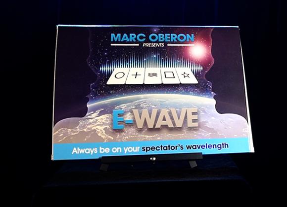 E WAVE by Marc Oberon (GV $40)