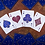 Thumbnail: Elephant Playing Cards (Starry Night) (GV $2)