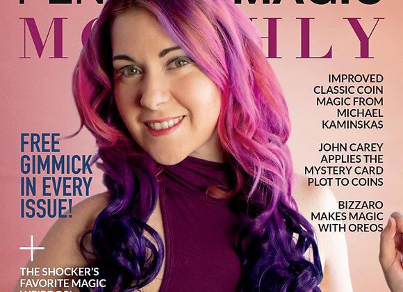 Penguin Magic Monthly: November 2019 (Magazine) (Preowned)