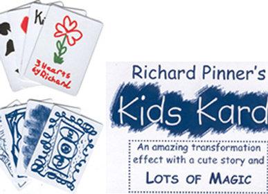 Kids Kards by Richard Pinner