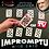 Thumbnail: Impromptu Wild Card by Dominique Duvivier