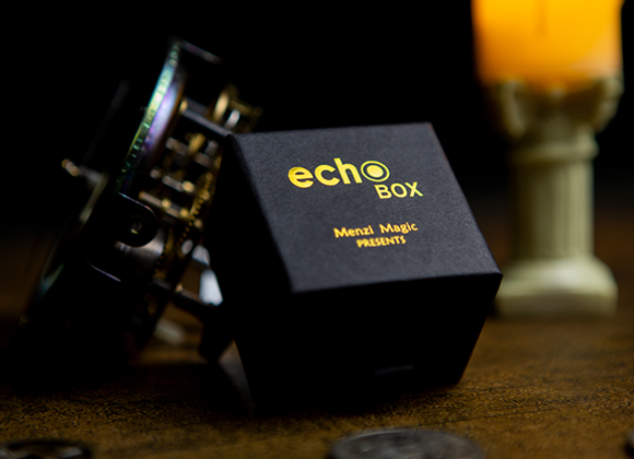 ECHO BOX by Menzi Magic (GV $10)