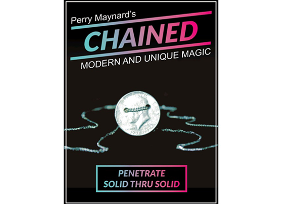 CHAINED by Perry Maynard (GV $15)