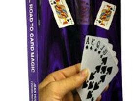 Royal Road to Card Magic by J. Hugard -Sterling (Preowned)