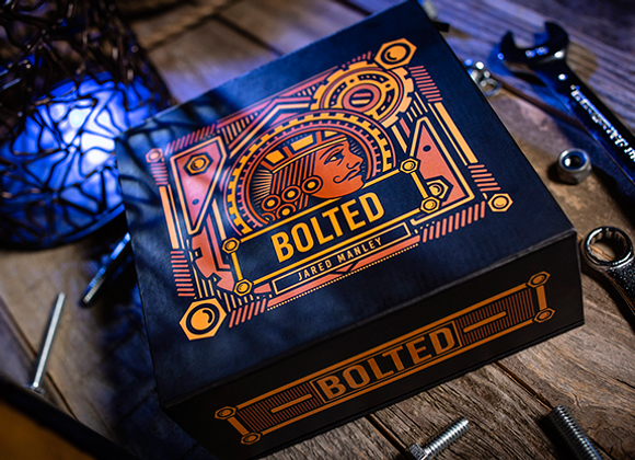Bolted by Jared Manley