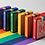 Thumbnail: DKNG Rainbow Wheels (Red) Playing Cards by Art of Play (GV $5)