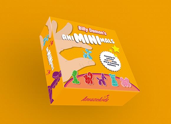 Animinimals by Billy Damon (GV $6)