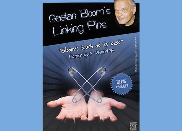 Gaetan Bloom's Linking Pins by Mayette Magie Moderne