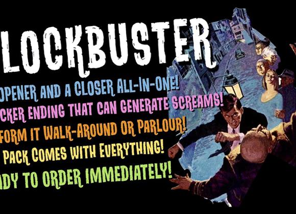 Blockbuster by Bill Abbott (GV $12)