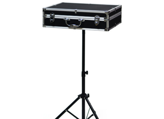 Carrying Case & Table Base (Black)