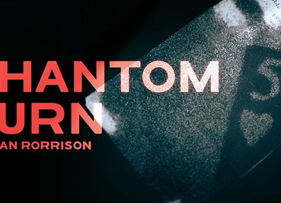 Phantom Burn by Alan Rorrison (Preowned)