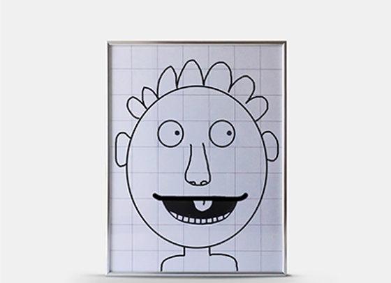 New Magic Drawing Board (Large, 35.5*45.5cm)